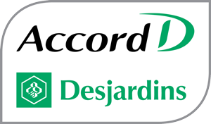 Logo Accord D from Caisses Desjardins
