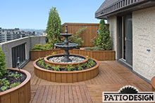 ACQ Wood by  Patio Design inc.