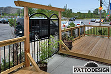 Commercial par Patio Design inc.