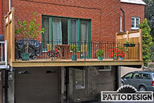 Steel Structures by Patio Design inc.