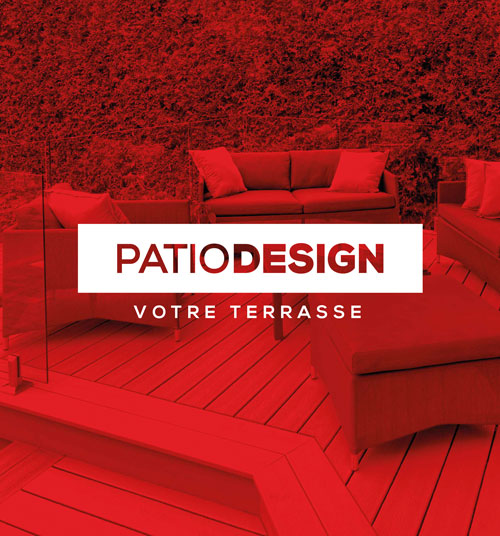 Patio Design Logo
